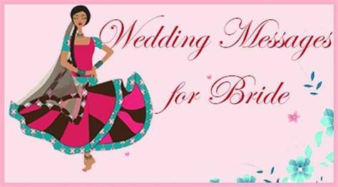 wedding messages  bride  wishes  bride