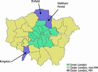 London Outer Inner Boroughs Holland Mh Showing