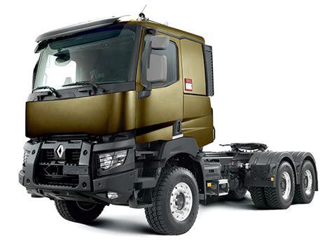 renault truck premium camion gamme k construction lourde renault trucks
