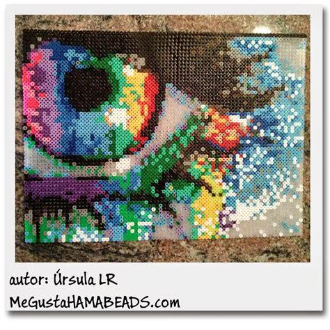 megustahamabeadscom vuestras creaciones hama beads parte