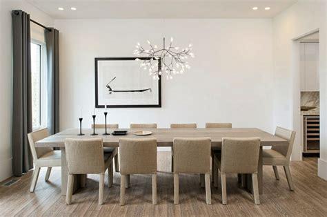 Éclairage Design Pour La Table à Manger En 65 Idées