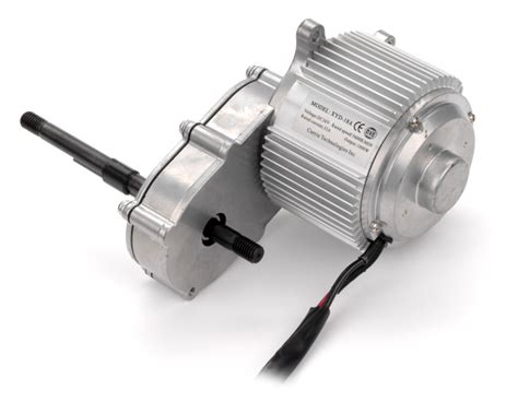 Where To Buy Electric Motors by 36 Volt 1000 Watt Direct Drive Electric Motor With Gearbox