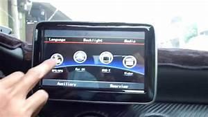 Mercedes-benz A  B  Cla  Gla 8 U0026quot  Hd Capacitive Screen Gps Upgrade Kit