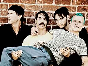 Red Hot Chili Peppers Getaway from Middle Age with New Grooves
