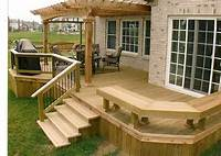 designing a deck 4 Tips To Start Building a Backyard Deck | Gardening and ...