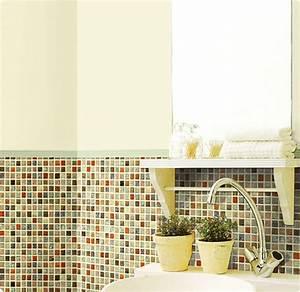 Tapete Für Badezimmer : hyundae sheet tapete selbstklebend dekofolie mosaik fliesenspiegel farbig www 4 ~ Watch28wear.com Haus und Dekorationen