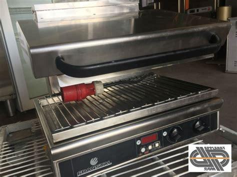 salamandre cuisine occasion salamandre professionnelle électrique gn 1 1 occasion vendu