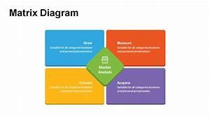 Features Matrix Diagram Pack
