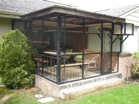 catio design ideas cat owners are building catio spaces for their favorite 2021
