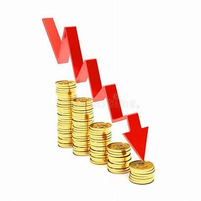 Less Money Clipart Illustration Gograph