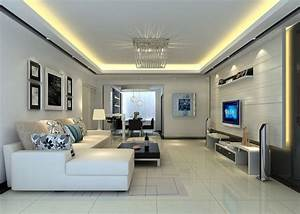 ceiling ideas for living room - TjiHome