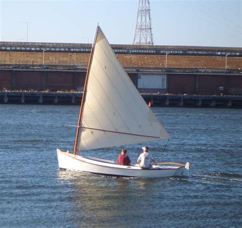 Skiff Versus Boat by Get Goat Island Skiff Sailboat Jamson
