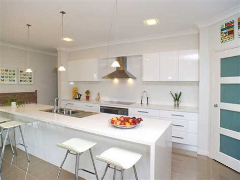 kitchen lighting australia lighting in a kitchen design from an australian home 2167