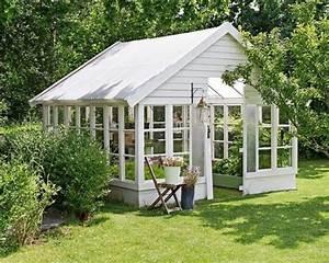 Gartenhaus Shabby Chic : shabby chic style garden shed and building design ideas renovations photos ~ Markanthonyermac.com Haus und Dekorationen
