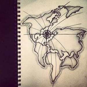 tattoo map - Поиск в Google   fl   Pinterest   Ankle ...