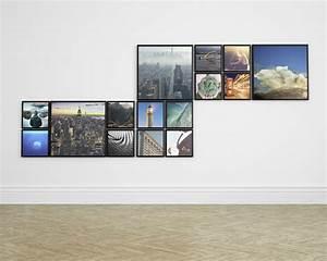 Premium gallery mockup templates images vectors