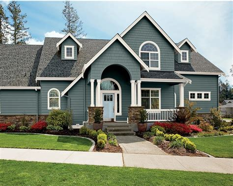 The Best Exterior Paint Colors to Please Your Eyes ...