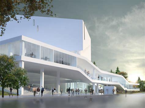 Mashouf Performing Arts Center By Michael Maltzan Architecture