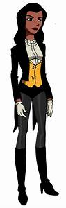 Young Justice Zatanna by Glee-chan on DeviantArt