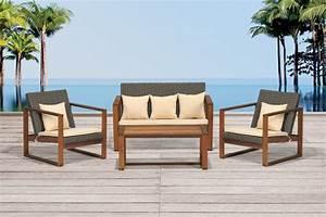 Lounge Bank Holz : gartenmobel holz tisch und bank ~ Sanjose-hotels-ca.com Haus und Dekorationen