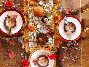 Decorate for Thanksgiving with Goodwill MERS GoodWill