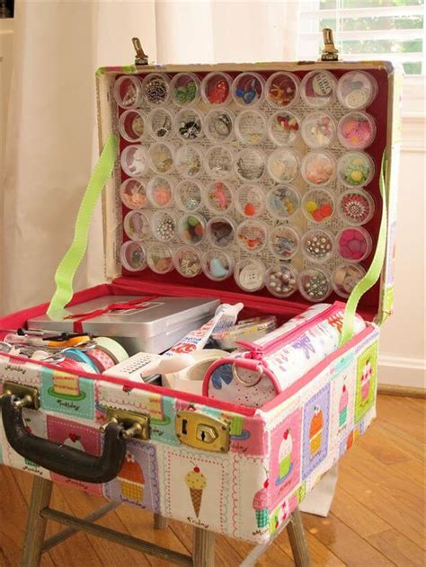 diy  suitcase projects