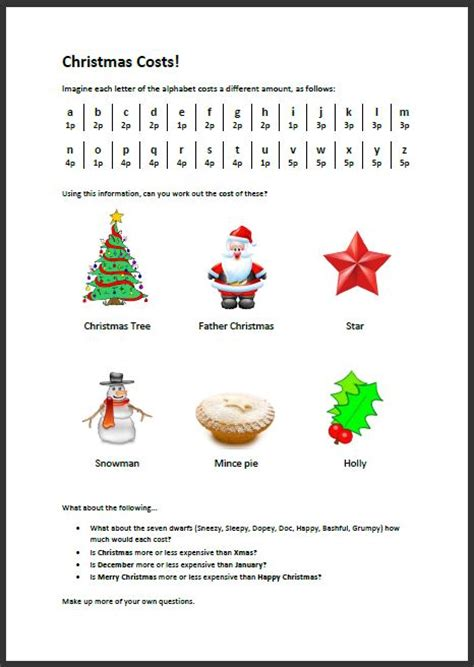 ks christmas activities festival collections