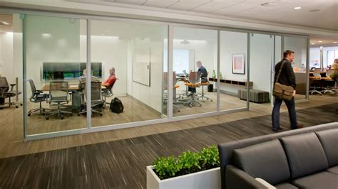 steelcase privacy wall corporate interiors