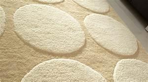 tapis 100 laine beige et blanc tapis haut de gamme pas cher With tapis laine beige