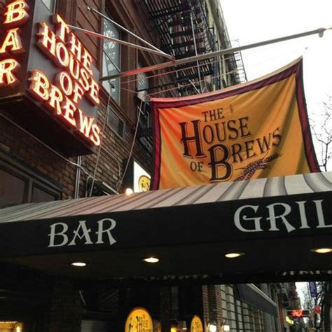 The House Of Brews, New York City  302 W 51st St, Midtown