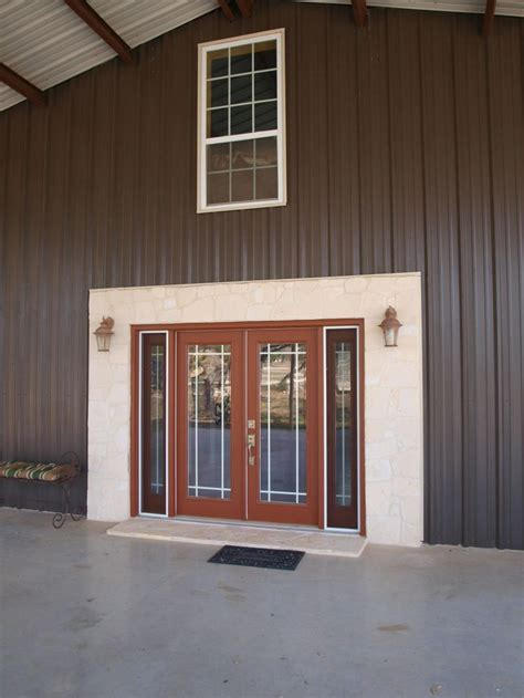 See more ideas about building a house, pole barn homes, barn house. metal buildings, metal building homes, mueller metal ...