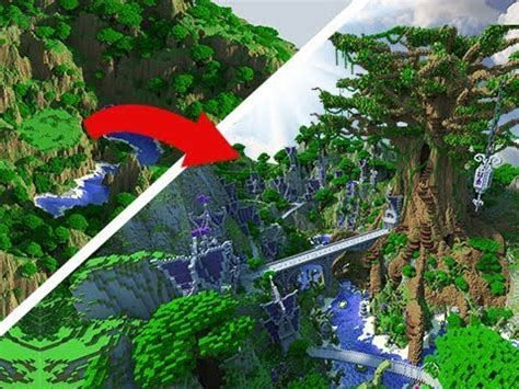 massive trees mod  minecraft forum