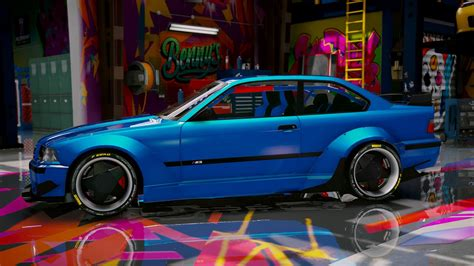 Bmw M3 [e36] Rocket Bunny [add-on