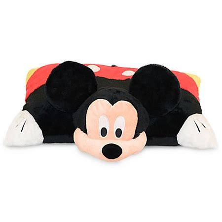 mickey mouse pillow disney pillow pet mickey mouse pillow plush 20 quot