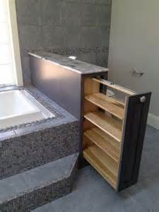 Magnetic Locks For Kitchen Cabinets by How To Make A Drawer Inside A Pony Wall Bathtub Frame