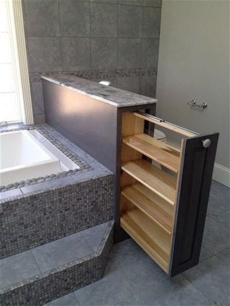 Magnetic Locks For Cabinets by How To Make A Drawer Inside A Pony Wall Bathtub Frame
