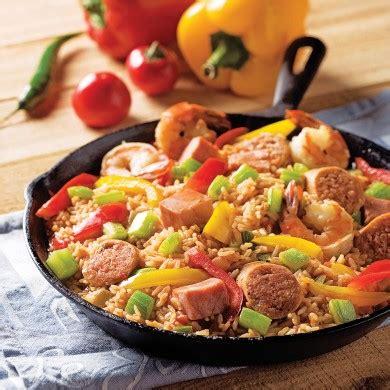 cuisine pratique et facile jambalaya facile au four recettes cuisine et nutrition