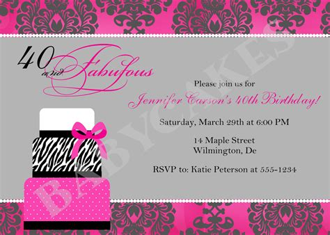 Reply To Baby Shower Invitation by 40th Birthday Invitations Afoodaffair Me