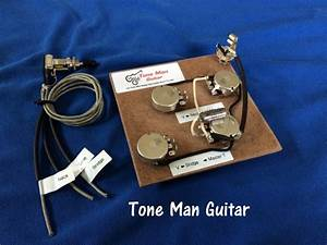 Gibson Les Paul 3 Pickup Wiring Kit For Tone Improvement