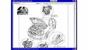 Manual De Taller Y Reparacion Hyundai Accent 2007