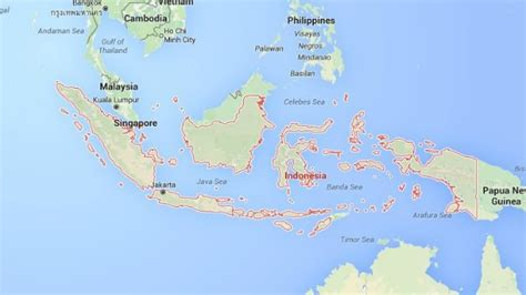 undersea quake strikes  indonesias lombok usgs