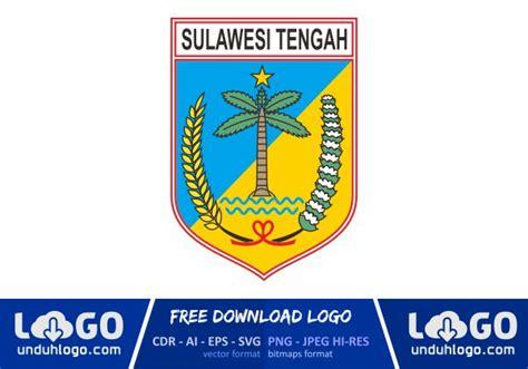 logo provinsi sulawesi tengah  vector cdr ai png