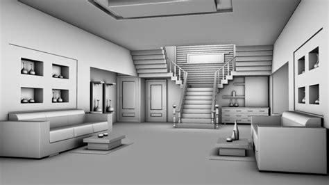 3d home interior design 3d modelling home interior design in autodesk 2012