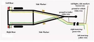 7 Pin Trailer Wiring Diagram Pickup