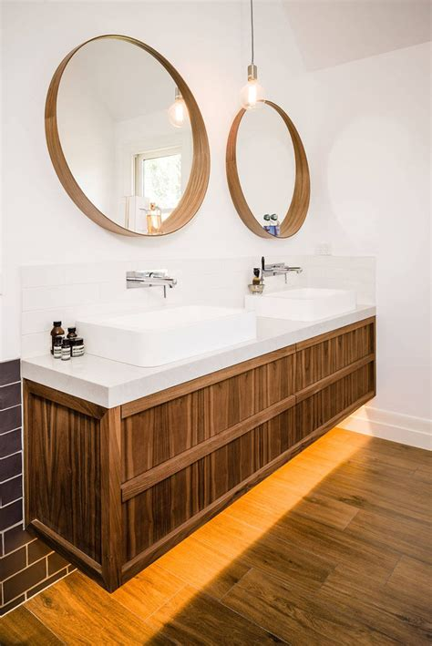 unique bathroom mirror ideas 5 bathroom mirror ideas for a vanity contemporist