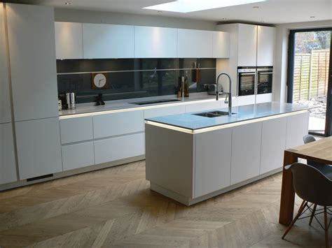 Kitchen Granite Ideas - recent projects true handleless kitchens co uk
