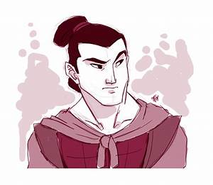 Capitain Li Shang by MPdigitalART on DeviantArt