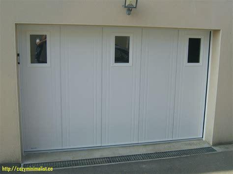 porte de garage sur mesure leroy merlin id 233 e d 233 coration