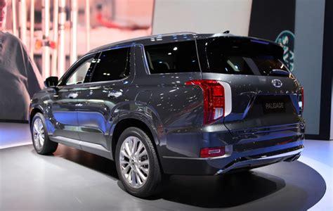 2020 Hyundai Palisade Dimensions by 2020 Hyundai Palisade Exterior Color Options 2020 Hyundai