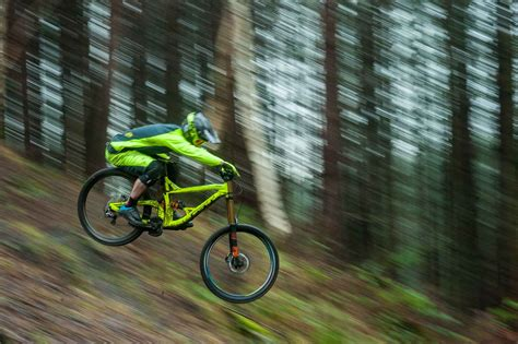 tested gt fury downhill dirt